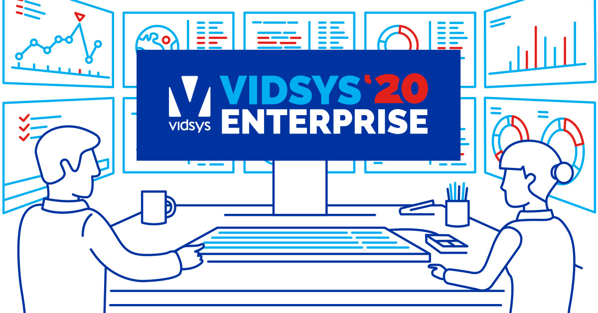 Vidsys Enterprise 2020 - enterprise security software platform