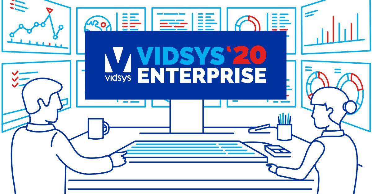 Vidsys Enterprise 2020 - enterprise security software platform