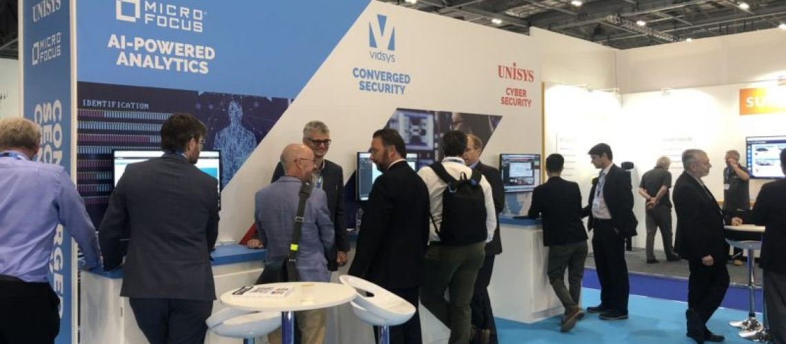 IFSEC 2018 CONVERGED SECURITY CENTRE